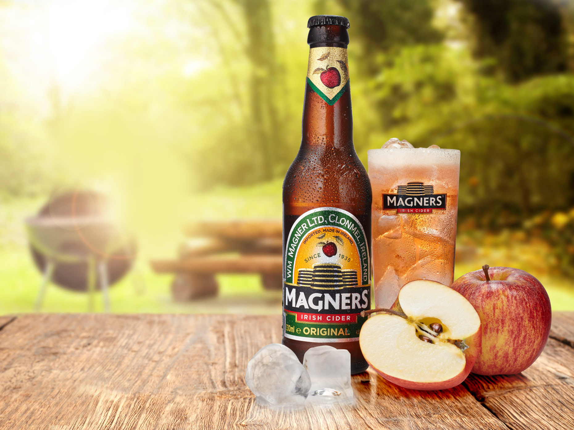 Brendan Ryan Photo - Magners Cider